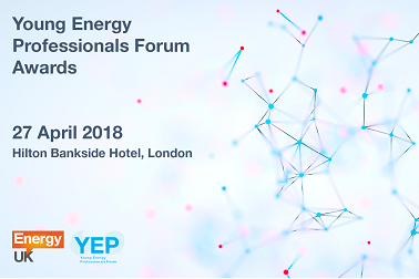 Young Energy Professionals Awards 2018