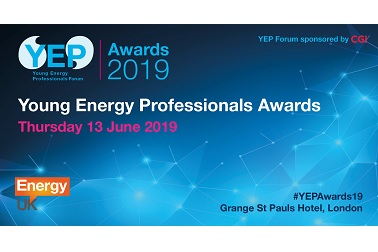 Young Energy Professionals Awards 2019
