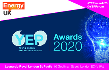 Young Energy Professionals Awards 2020