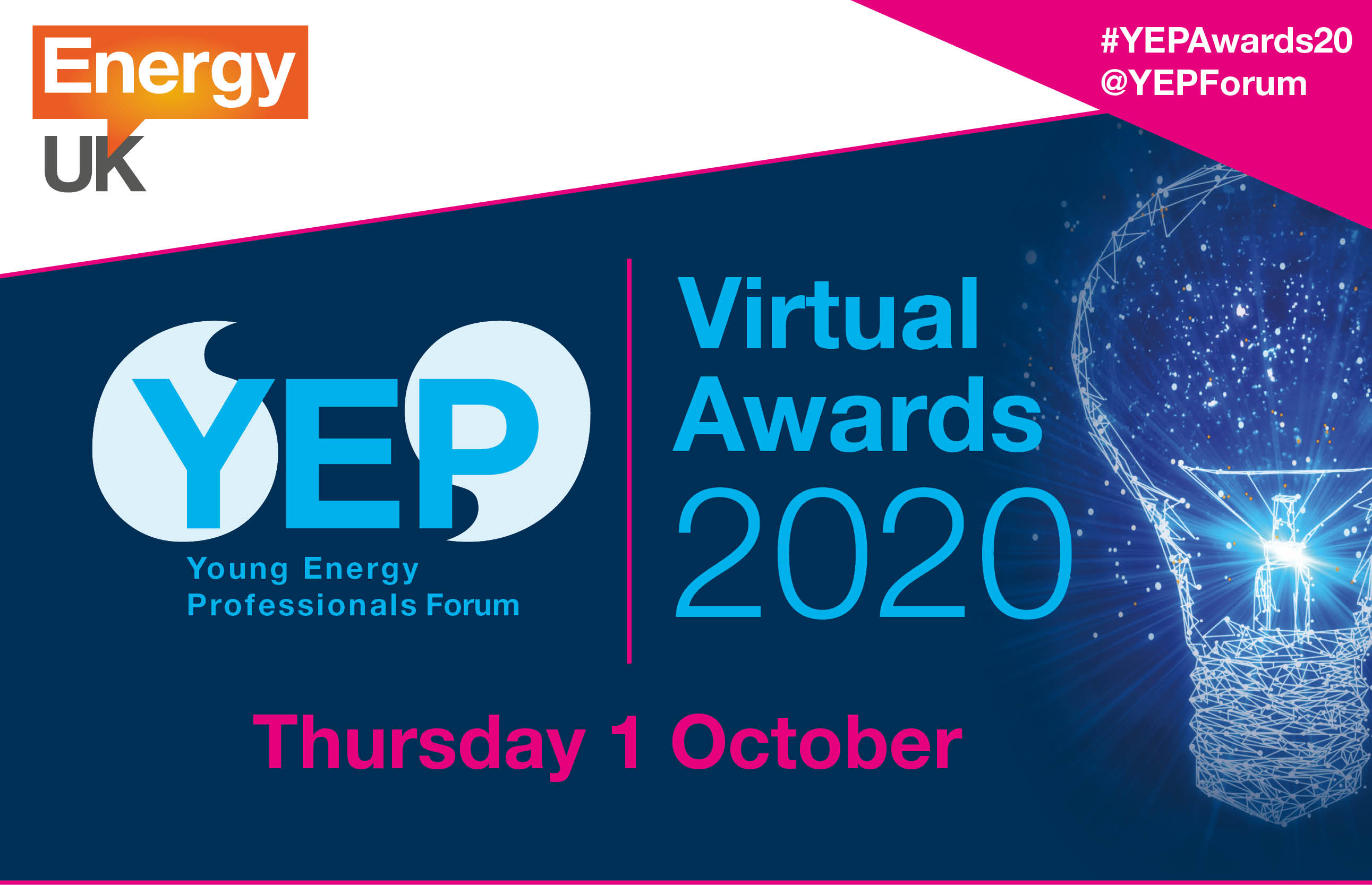 Young Energy Professionals - Virtual Awards 2020