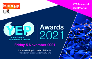 Young Energy Professionals Awards 2021